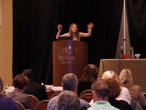 Heather Romiti kicks off Affiliate Summit Central 2012