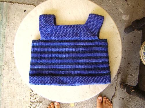 baptismal vest