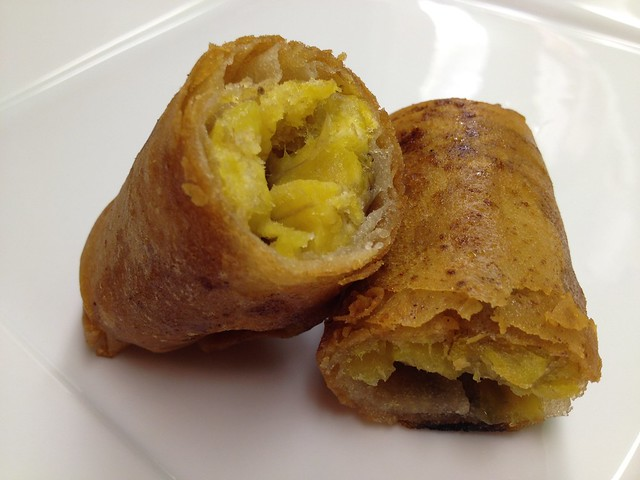 Turon Baby's Eatery and Palabok