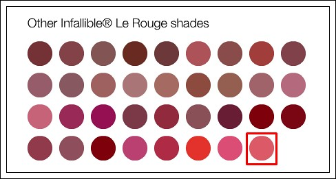 L'Oreal Infallible lipstick_07