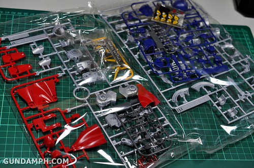 SD Legend BB Knight Gundam OOTB Unboxing Review (10)