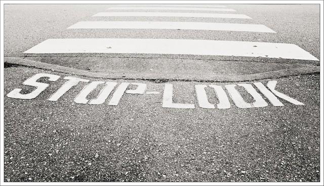 (166/366) Stop - Look