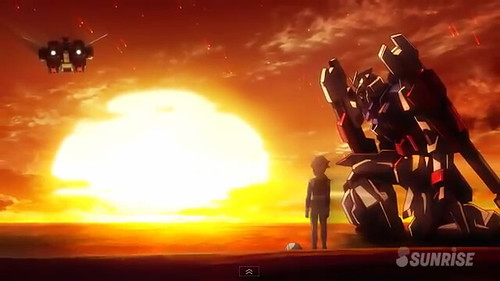 Gundam AGE 2 Episode 27 I Saw a Red Sun Screenshots Youtube Gundam PH (67)