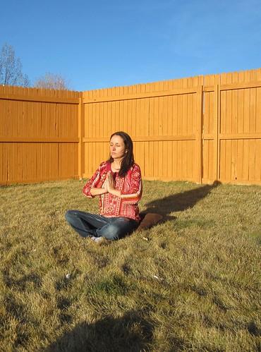 meditando con la energia del equinoccio