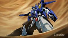 Gundam AGE 3 Episode 31 Terror! The Ghosts of the Desert Youtube Gundam PH 0033