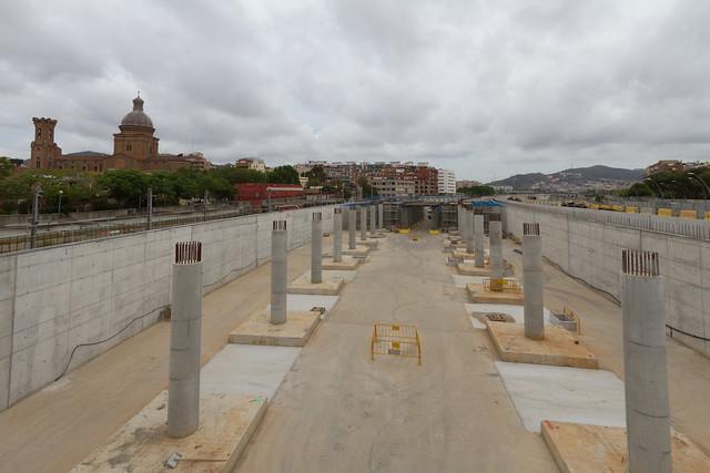 Estación de Sant Andreu - 18-05-12