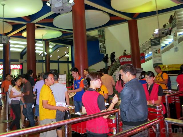 Lifehouse at the Smart Araneta Coliseum