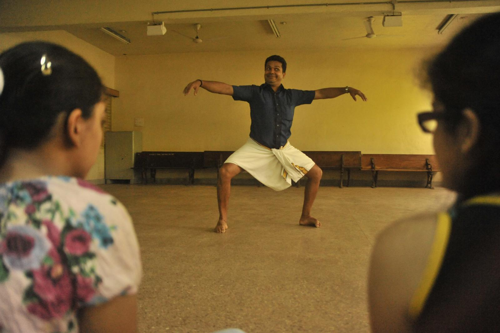 Intensives : Kathakali by Kalamandalam, Kerala