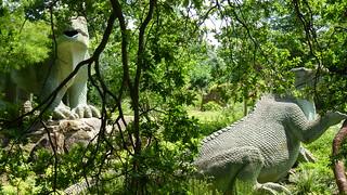 Iguanodon, Crystal Palace