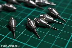 1-100 Kshatriya Neograde Version Colored Cast Resin Kit Straight Build Review (76)