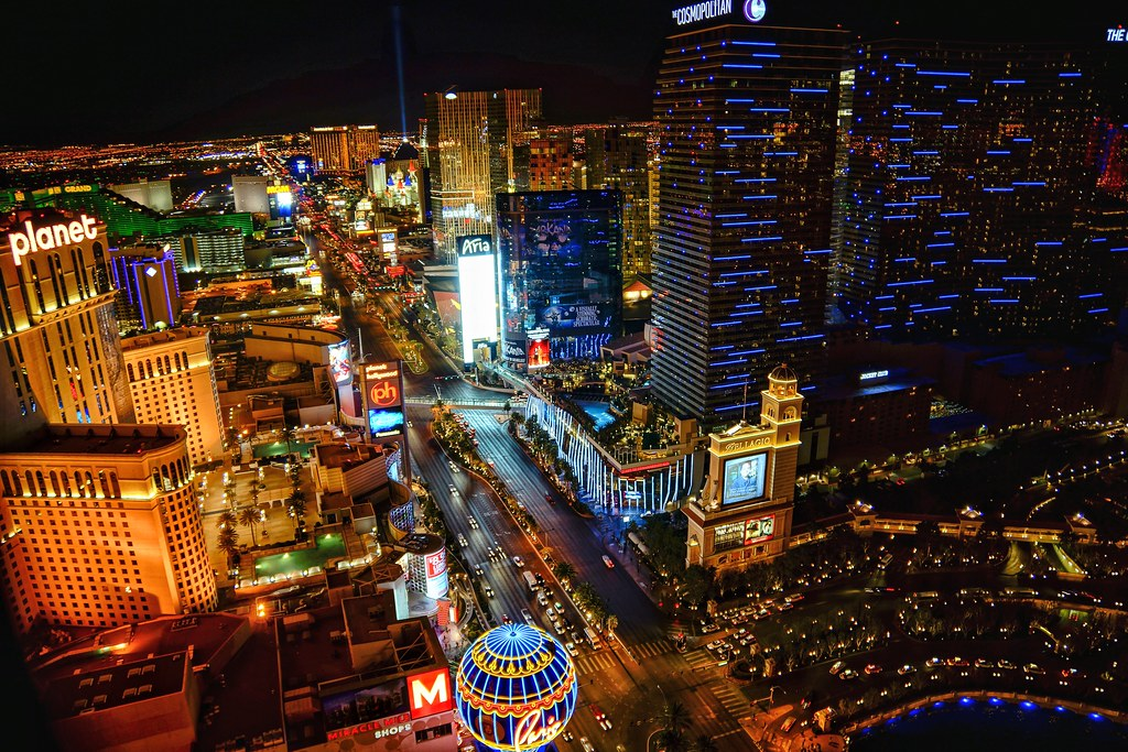 Elevation of W Cabrito Dr Las Vegas NV USA