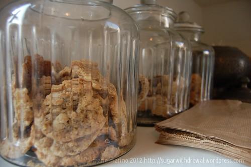 Nelly's Kitchen Cookie Jars
