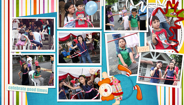 Thaqif is ONE | Birthday Party Photographer Malaysia