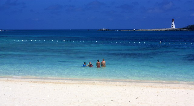 Junkanoo Beach, Nassau, The Bahamas