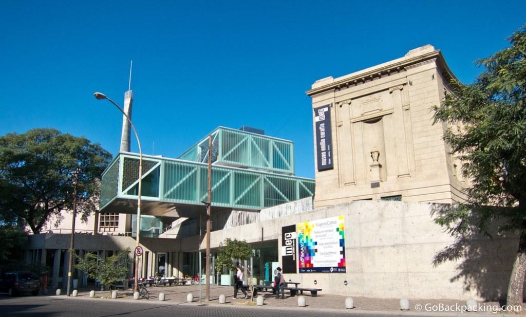 Museo Provincial de Bellas Artes Emilio E. Carrafa