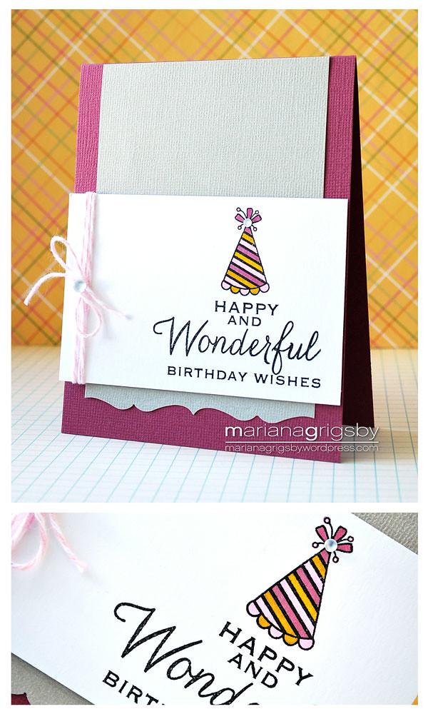 Happy and Wonderful Birthday Wishes