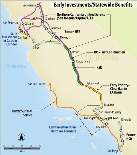 "CA HSR says ""Suck it"" to SF Peninsula NIMBYs"