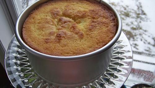 Gluten-Free Cake Batter