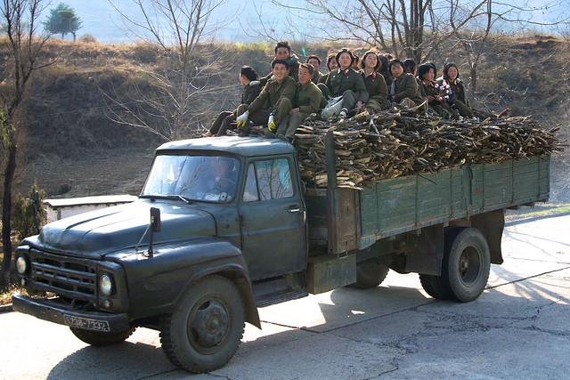 Wonson - Pyongyang Countryside