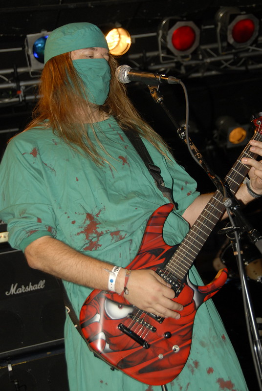 Luisma of Haemorrhage
