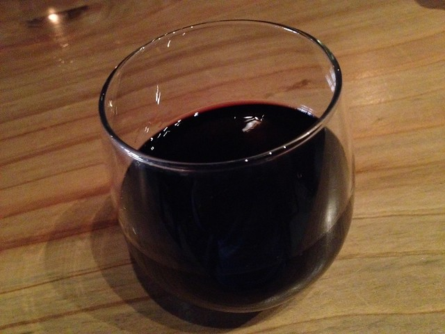 House merlot red wine 2010 - Ken Ken Ramen