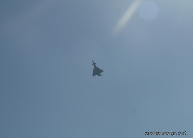 Typhoon - Southend Air Show - Sunday, 27th May, 2012 (16)