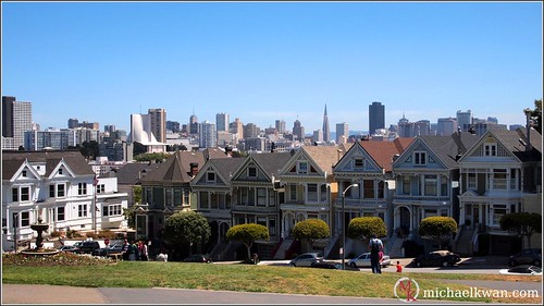 San Francisco - Full House Street