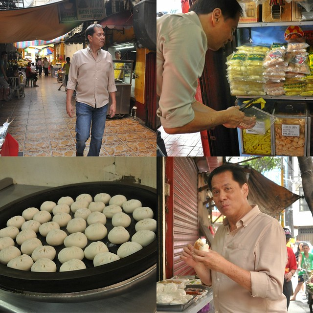 Sandy Daza @ Manila Chinatown