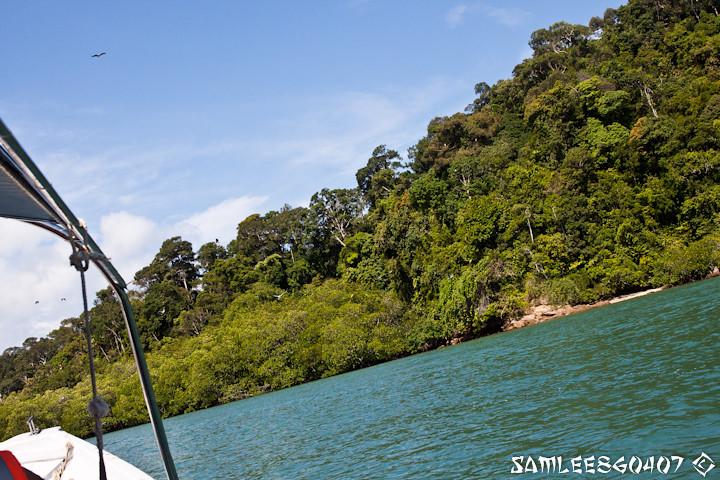 20120407 2012.04.07 Island Hoping @ Langkawi-10