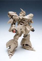 GMG 1-100 Sazabi Formania Version Resin Conversion Kit Complete Final Cast (8)