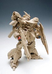GMG 1-100 Sazabi Formania Version Resin Conversion Kit Complete Final Cast (15)