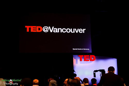 Day 516 - TED@Vancouver Worldwide Talent Search