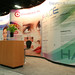 Centerchem Cosmetic Industry ExhibitCraft NJ Trade Show Display