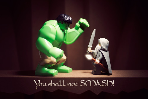 You shall not SMASH!