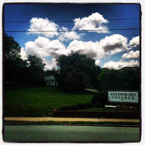 Greensboro College by Greensboro NC