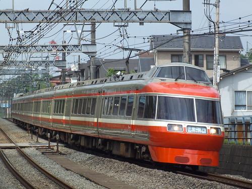 700*F @向ヶ丘遊園〜生田