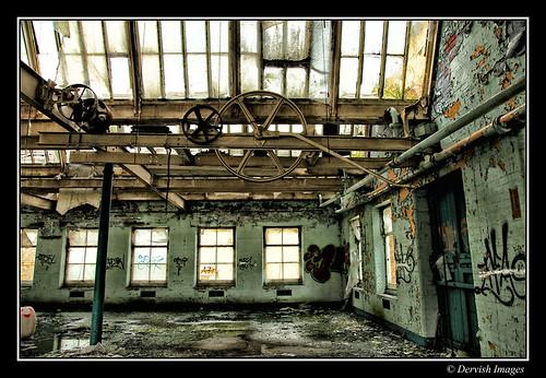 Midland Mills by Dervish Images
