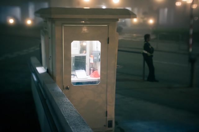 Midnight kiosk