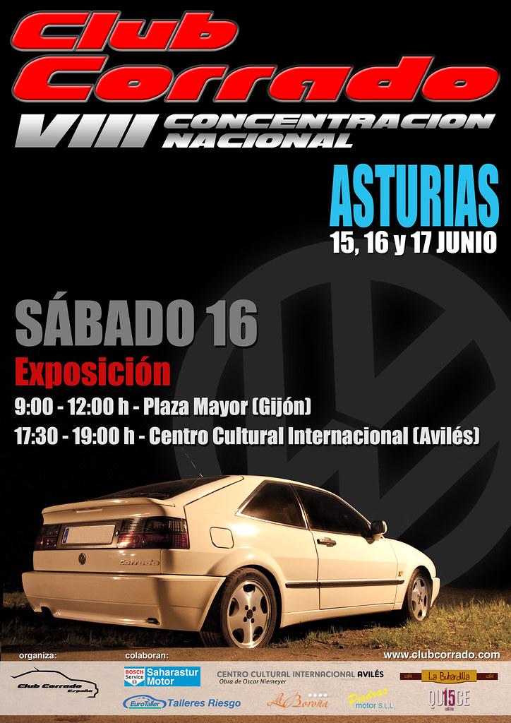 VIII Nacional Club Corrado España
