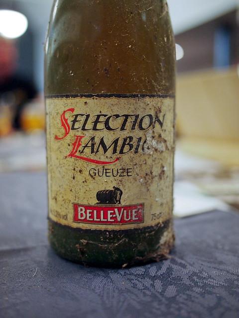 Belle-Vue Sélection Lambic 1993