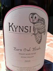 Kynsi Pinot Noir Rose
