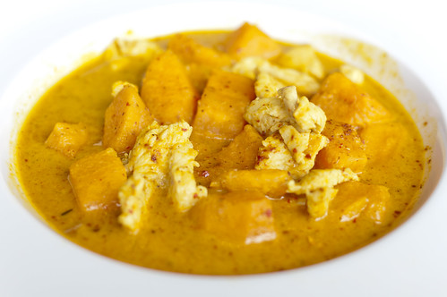 Yello Curry Chicken