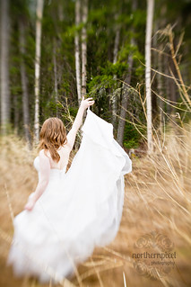Lensbaby Bride