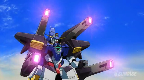 Gundam AGE 3 Episode 31 Terror! The Ghosts of the Desert Youtube Gundam PH 0010