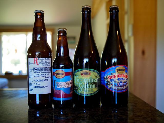Beer Trade / Haul 6-14-12