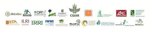 CGIAR logos
