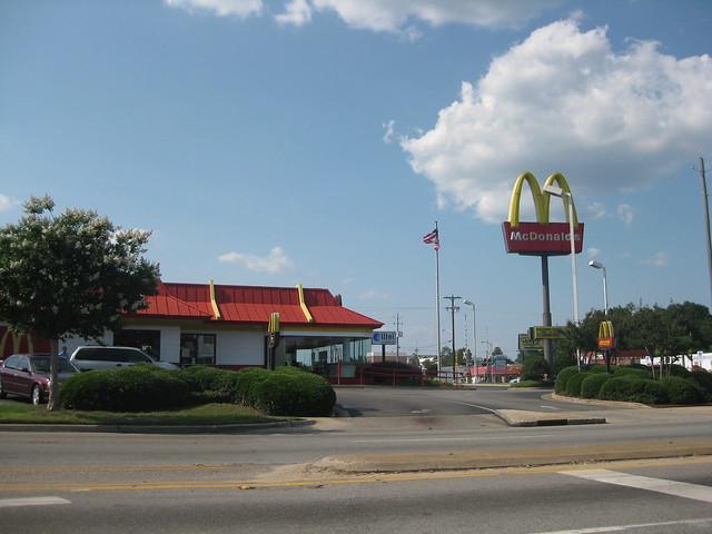 Orangeburg, SC McDonalds