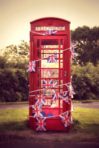 Jubilee Phone Box - Kenn by TempusVolat