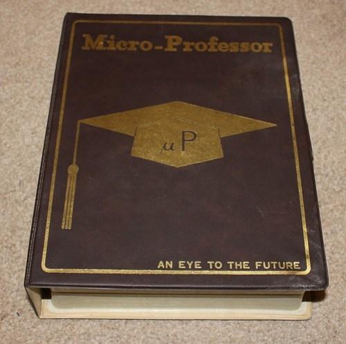 MultiTech Micro-Professor MPF-1P - Closed