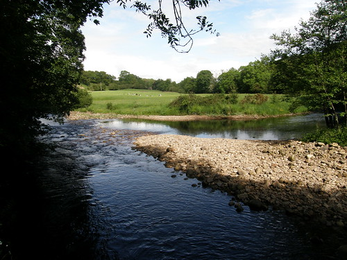 Confluence of the Roeburn and the Hindburn
